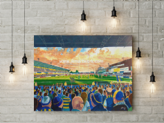wilderspool  canvas a3 size